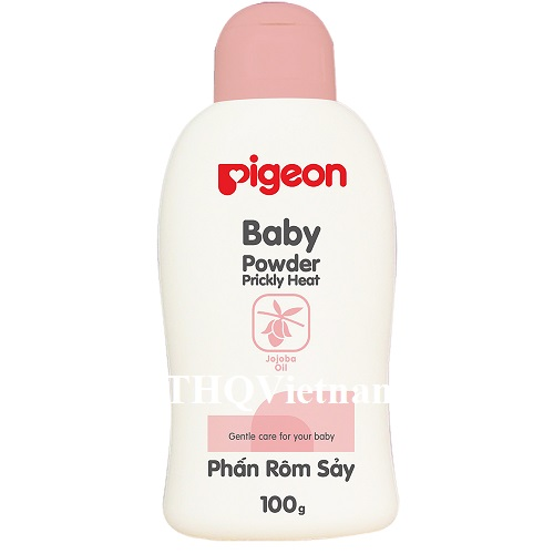[THQ VIETNAM ] PIGEON BABY POWDER PRICKLY HEAT 100GR X 24 BOTTLES