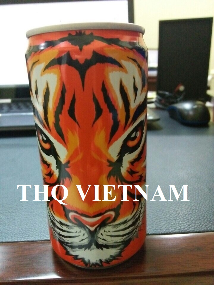RANGER ENERGY DRINK - TIGER ICON SLEEK CAN 250ML