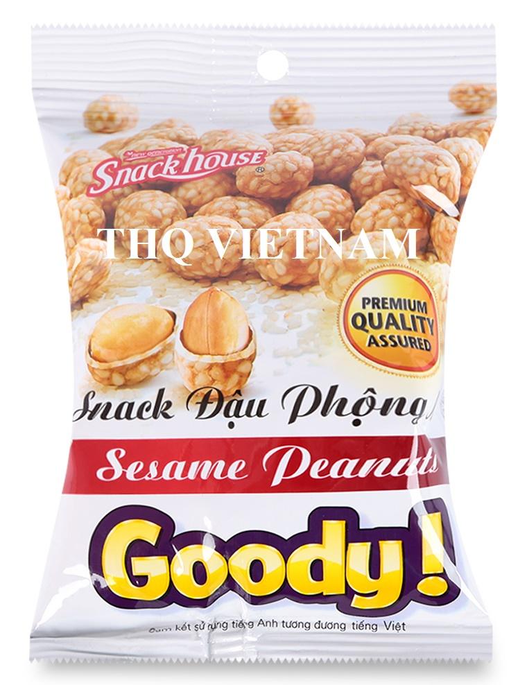 [THQ VIETNAM ] SESAME PEANUTS 40gr*100 packs