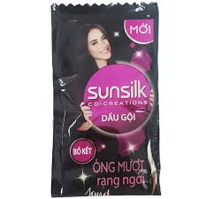 Sunsilk black shine conditioner 6g *12 sachets * 60 packs