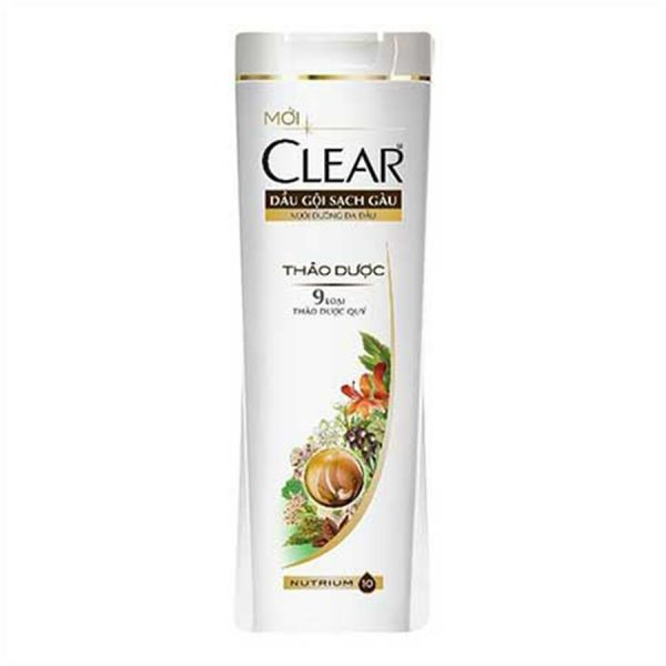 Clear Herbal Fusion Shampoo for Women 180g * 36