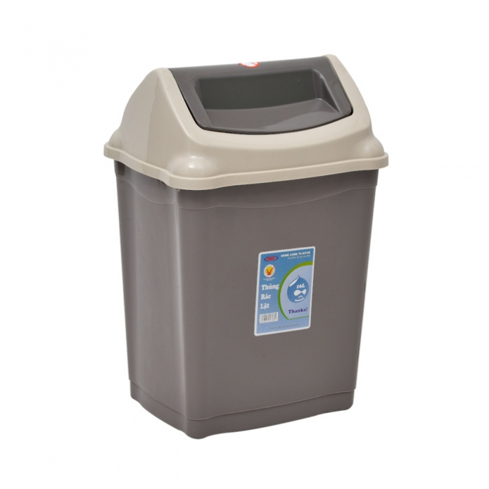 [THQ VIETNAM] HIGH QUALITY PLASTIC TRASH CAN 9L
