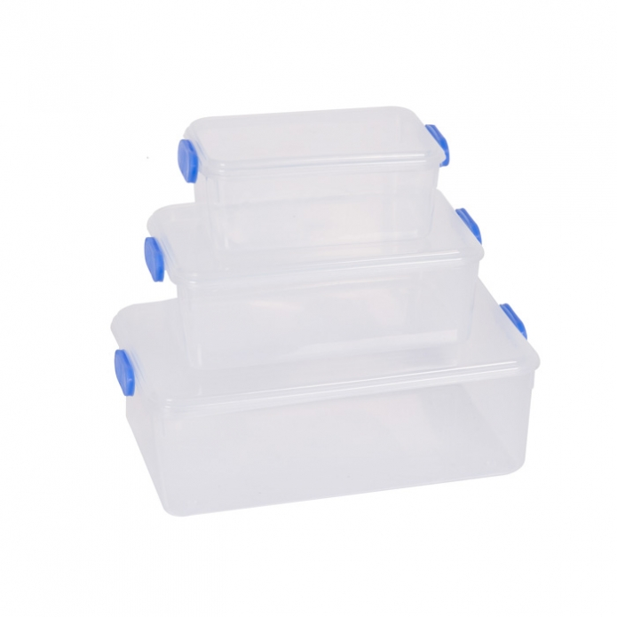 [THQ VIETNAM] HIGH QUALITY PLASTIC FOOD STORAGE CONTAINER SET