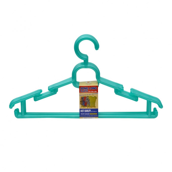 [THQ VIETNAM] HIGH QUALITY PLASTIC THICK HANGERS