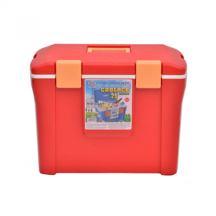 [THQ VIETNAM] HIGH QUALITY PLASTIC COOLER BOX 25L