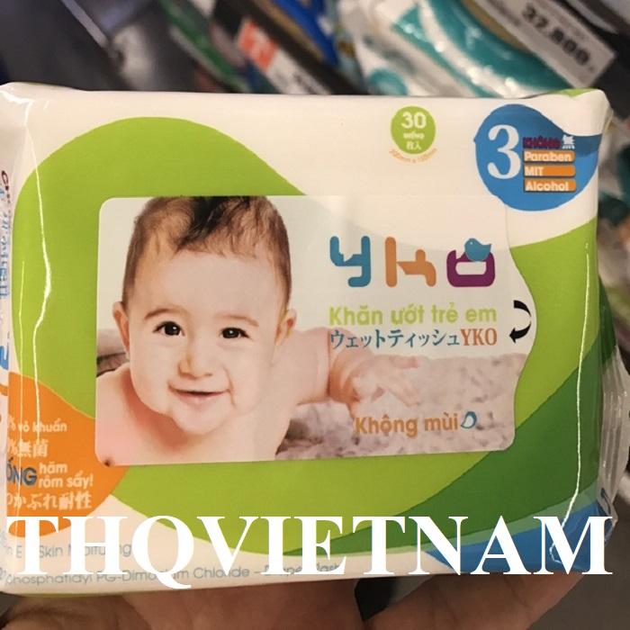 Thqvn Wet Tissue Baby Gentle