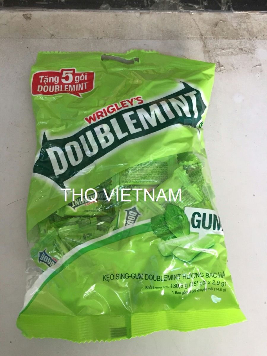 DOUBLEMINT Chewing Gum 130gr*45 bags