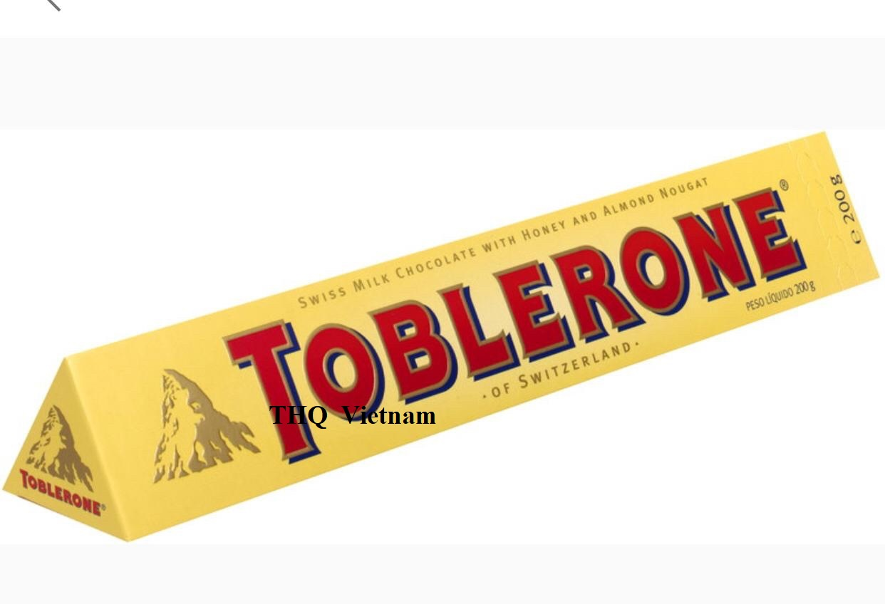 Toblerone Swiss Milk Chocolate