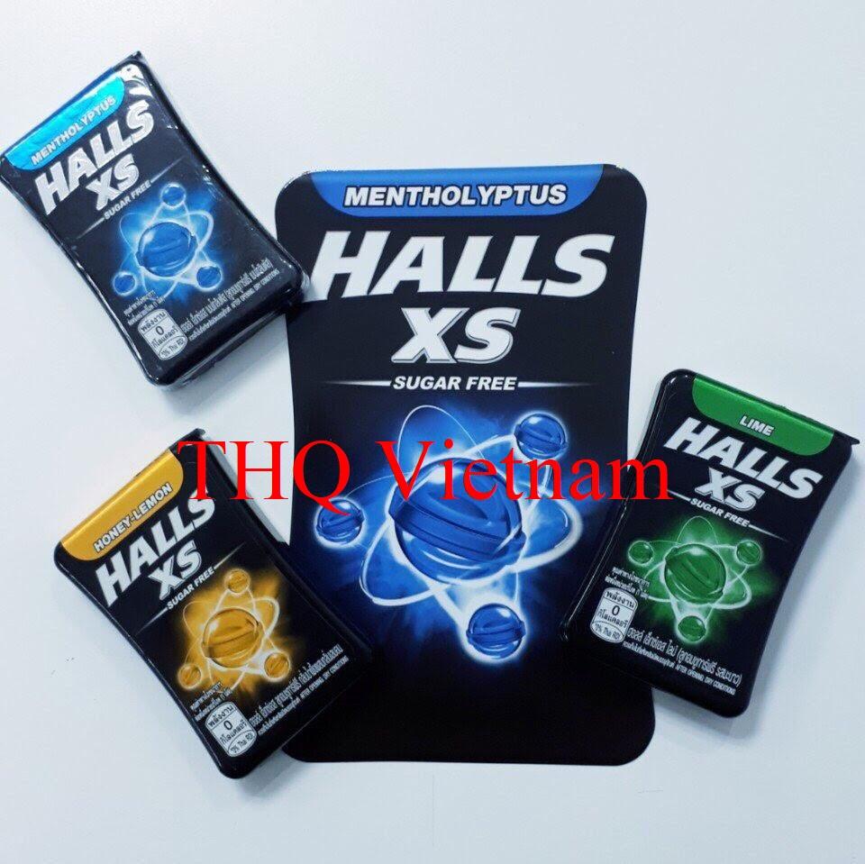 Halls XS sugar free candy 15gr