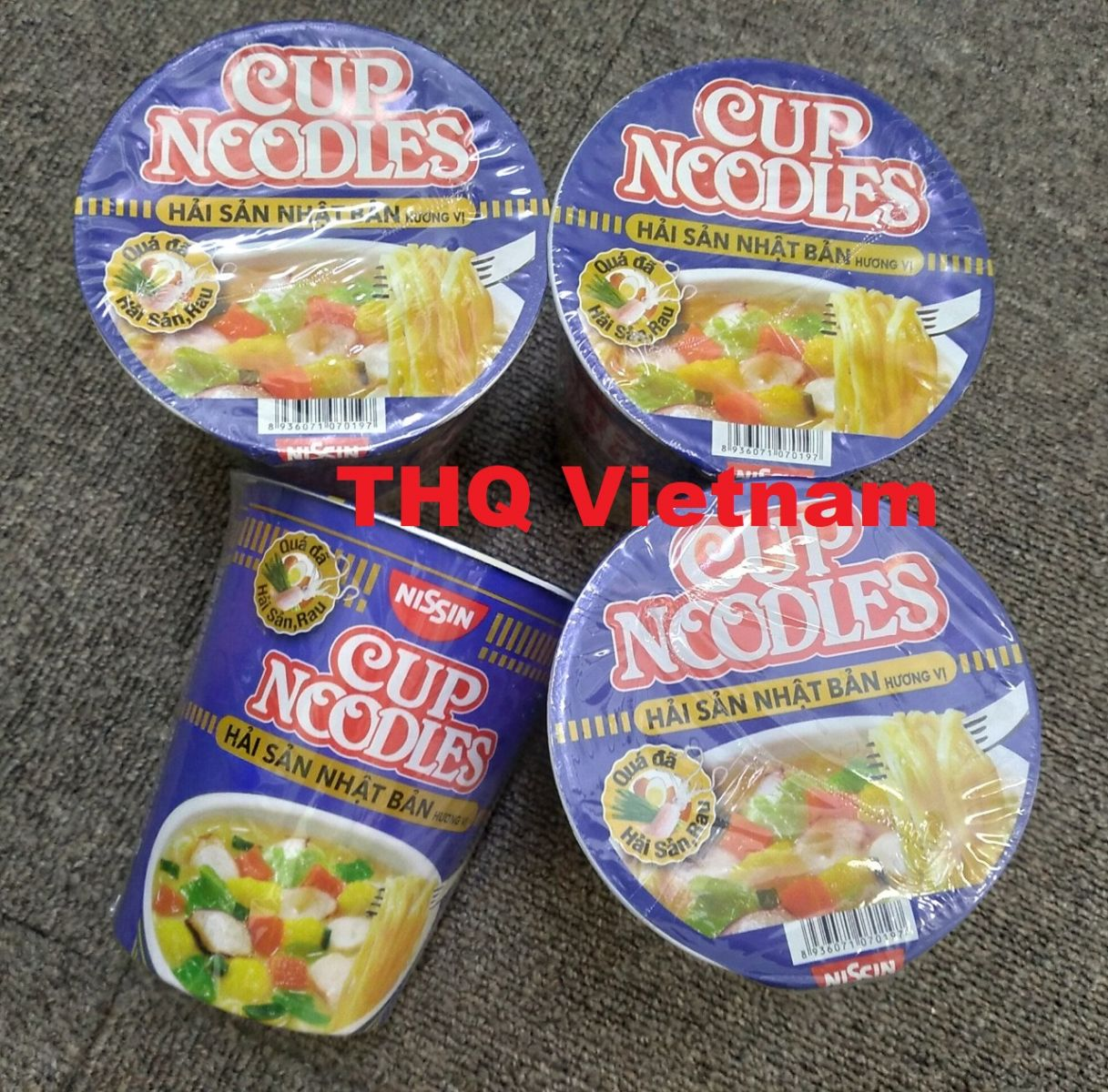 Nissin Noodle In Cup