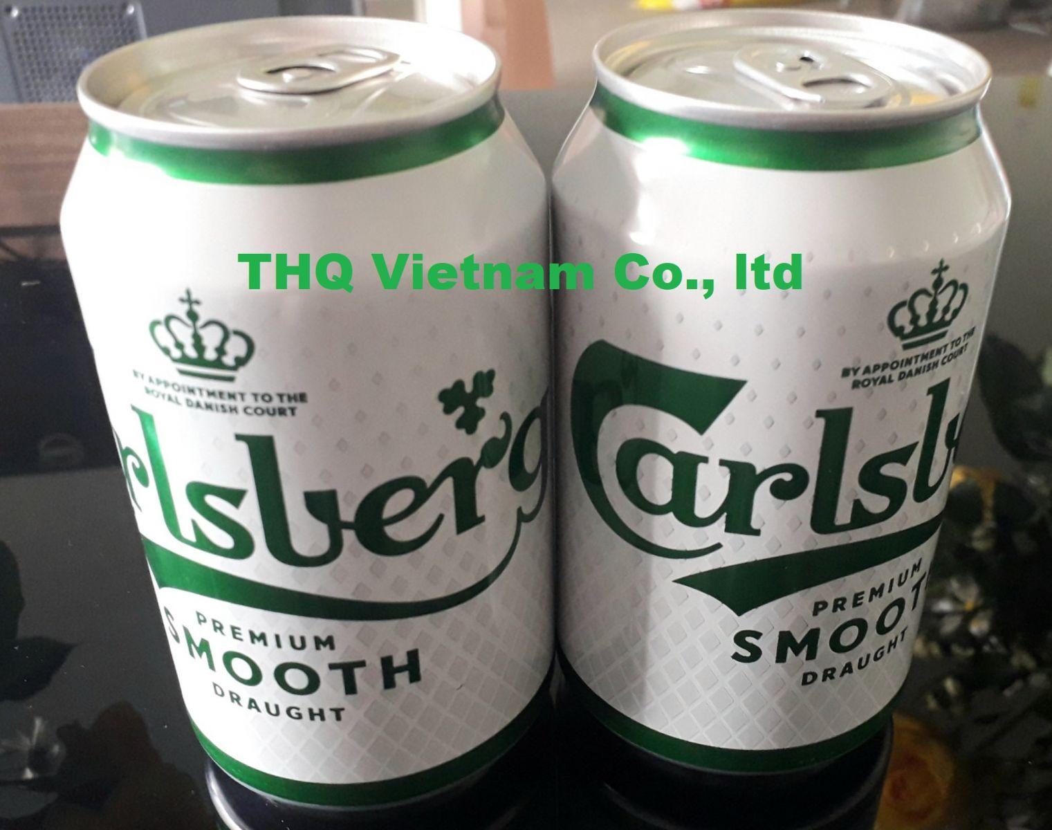 [THQ VIETNAM] Carlsberg beer 330ml x 24 cans