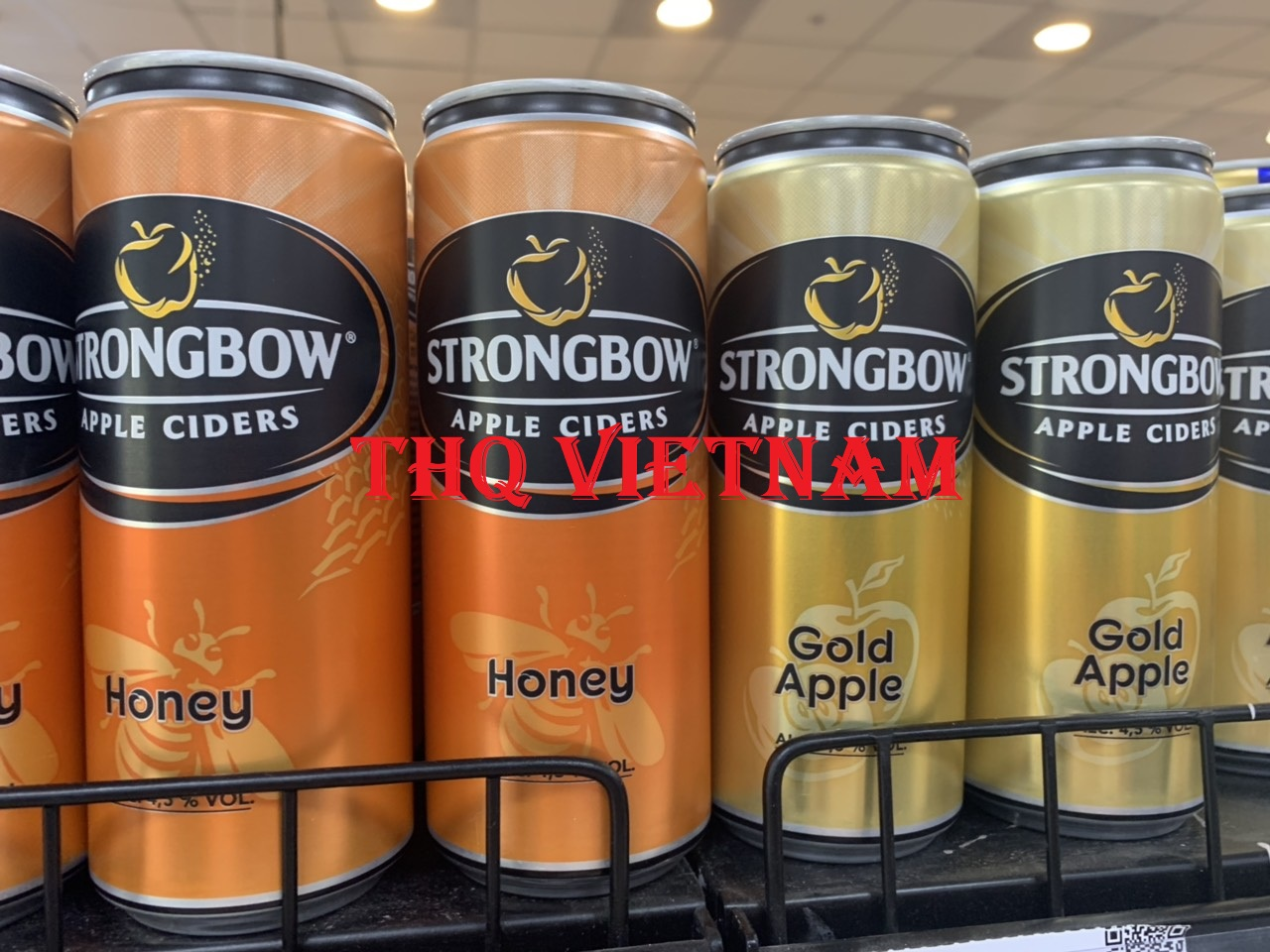 STRONGBOW APPLE CIDERS 330ml